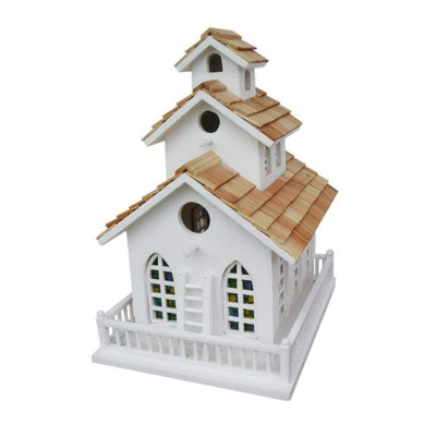 Chapel Bell Bird House - BirdHousesAndBaths.com