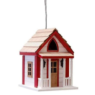 Country Charm Cottage Bird House - BirdHousesAndBaths.com