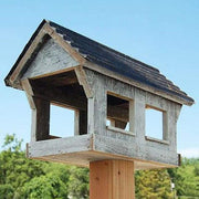 Covered Bridge Bird Feeder - BirdHousesAndBaths.com