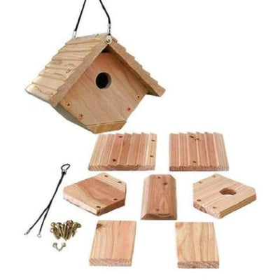 DIY Wren House Kit - BirdHousesAndBaths.com
