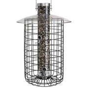 Domed Cage and Squirrel Proof Bird Feeder - BirdHousesAndBaths.com