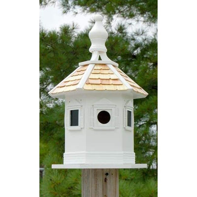 White Enchantment Bird House