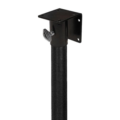 Erva Deluxe Birding Pole with Ground Sleeve and Mounting Adapter - BirdHousesAndBaths.com