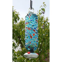 Sprinkles Filigree Hummingbird Feeder