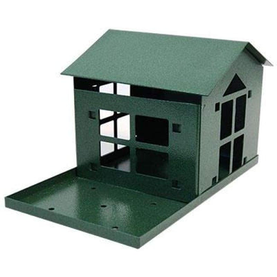 Food Pantry Green Squirrel Feeder - BirdHousesAndBaths.com