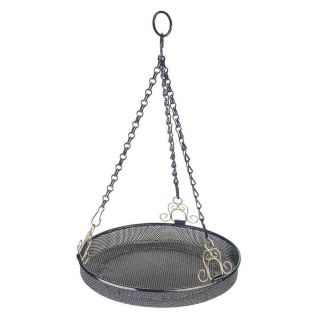 Hanging Bird Feeder Tray - BirdHousesAndBaths.com
