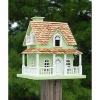 Hobbit House Bird House - BirdHousesAndBaths.com