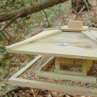 Japanese Style Bird Feeder - BirdHousesAndBaths.com