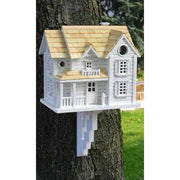 Kingsgate Cottage Bird House - BirdHousesAndBaths.com