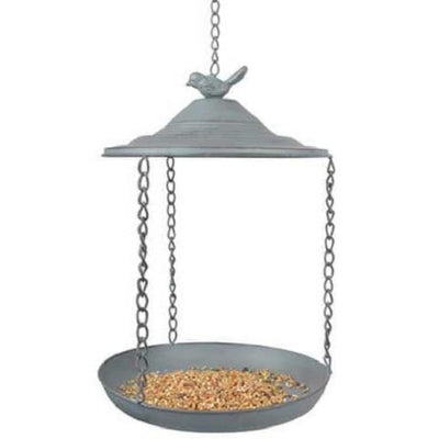 Metal Hanging Bird Feeder - BirdHousesAndBaths.com