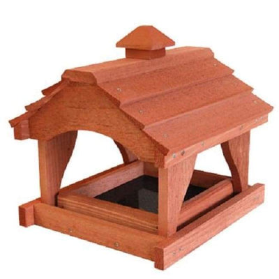 Pavilion Bird Feeder - BirdHousesAndBaths.com