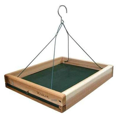 3 in 1 Platform Bird Feeder - BirdHousesAndBaths.com