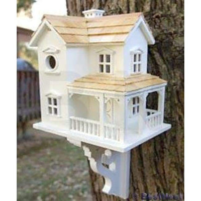 Prairie Farmhouse Bird House - BirdHousesAndBaths.com