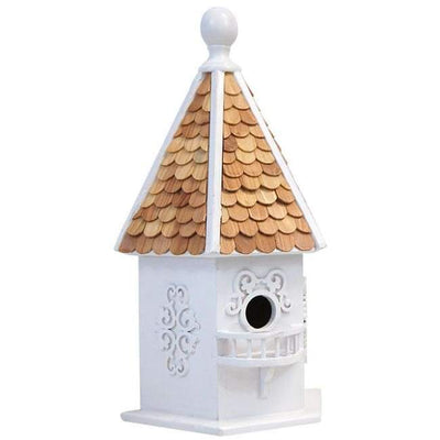 Rapunzel Bird House - BirdHousesAndBaths.com