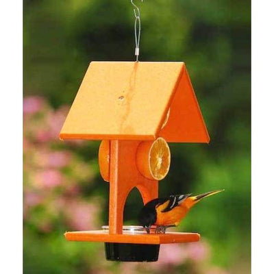 Recycled Plastic Fruit and Jelly Oriole Feeder