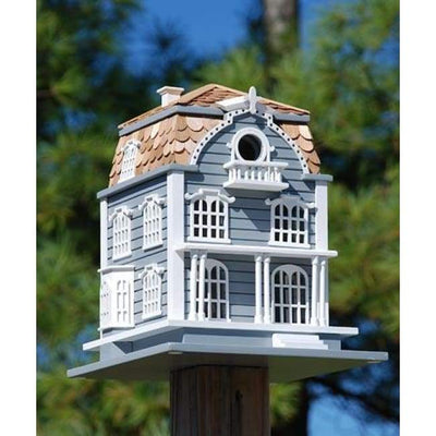 Sag Harbor Bird House - BirdHousesAndBaths.com