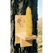 Squirrel Chair Ear Corn Feeder - BirdHousesAndBaths.com