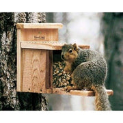 Squirrel Feeder by Woodlink - BirdHousesAndBaths.com