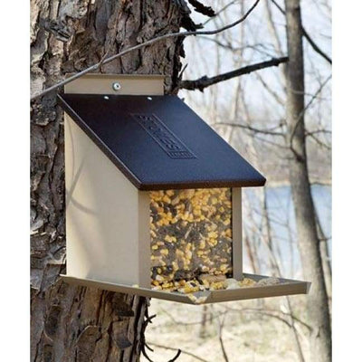Squirrel Lunch Box - BirdHousesAndBaths.com