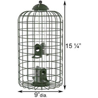 Squirrel-Proof Bird Feeder - BirdHousesAndBaths.com