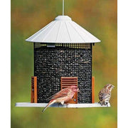 Sunflower Crib Bird Feeder - BirdHousesAndBaths.com