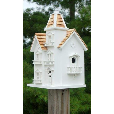 Victorian Manor Bird House - BirdHousesAndBaths.com