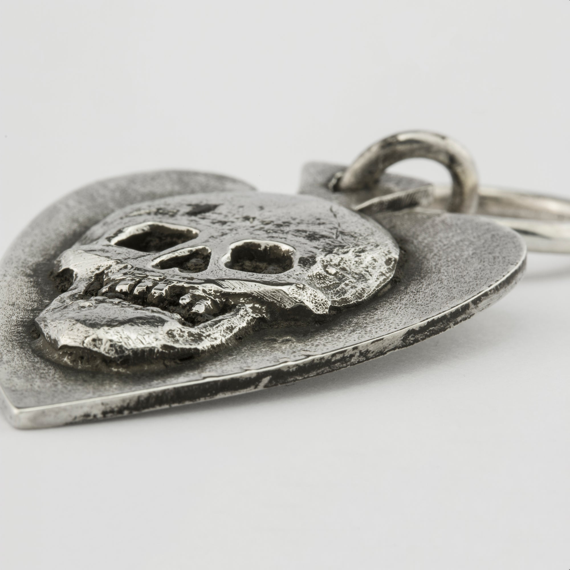 Henson x Thanks Tattoo - Skull Key Ring