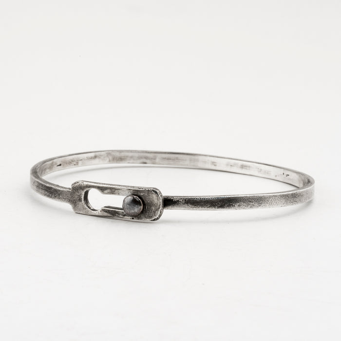 Keyhole Bangle