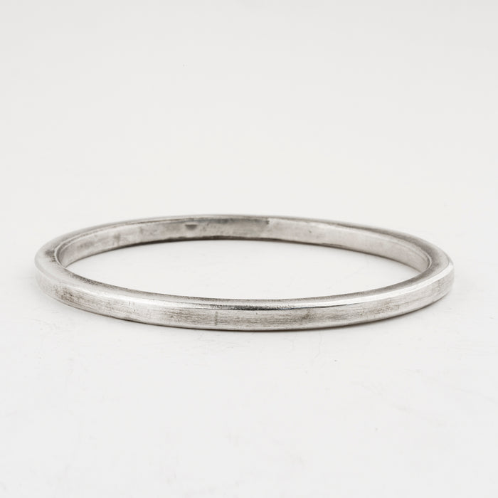 Thick Rolled Bangle