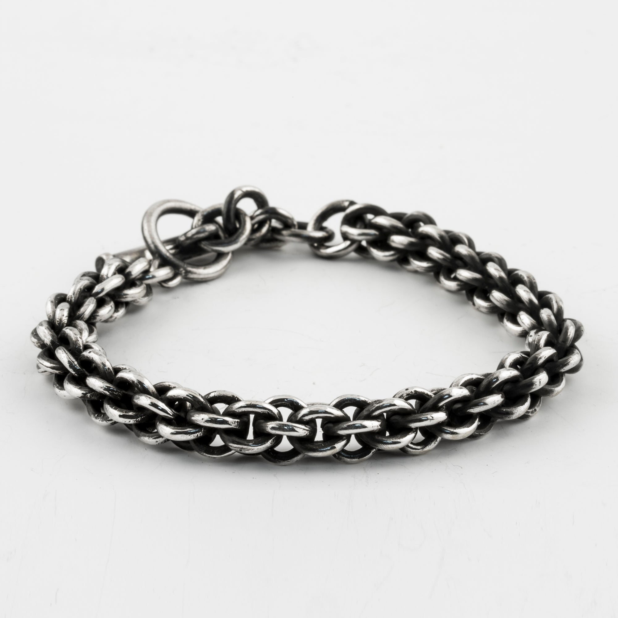 Small Cage Link Bracelet
