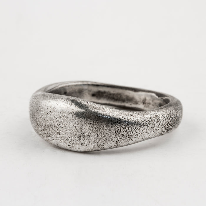 Tapered Signet Ring