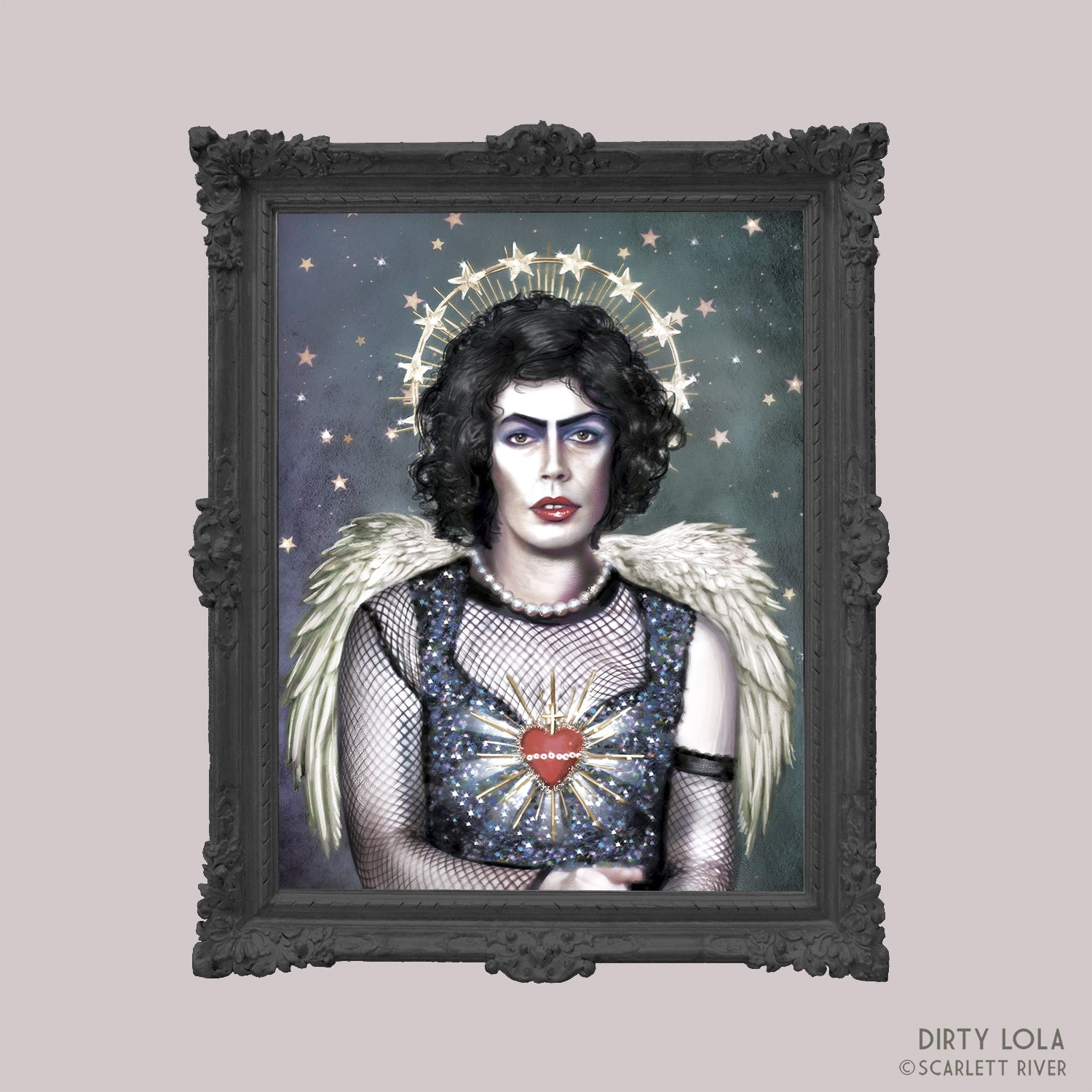 Sweet Transvestite Art Print