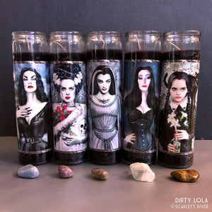The Vamp Candle
