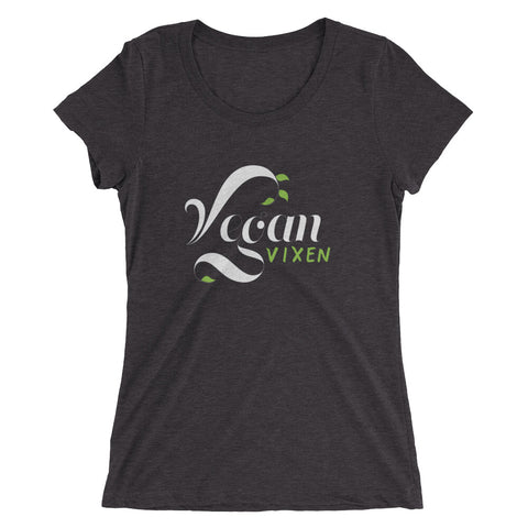 Vegan Vixen - Ladies' short sleeve t-shirt