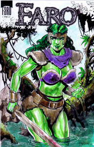 Dominatrix Harley -- Savage She-Hulk