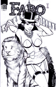 Double Zatanna Friday -- Genie & Vegas Art Pieces -- You're Welcome