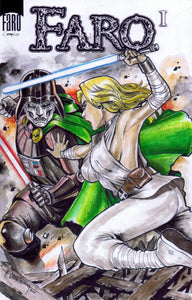 Sith Gwen Stacy -- Sith Sue Storm -- Double Sith Tuesday Commissions