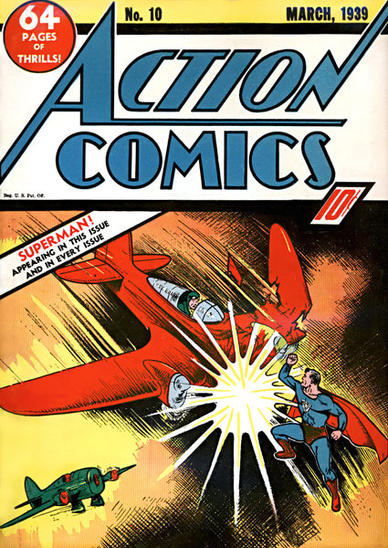 Action Comics 10 Review by Faro Kane