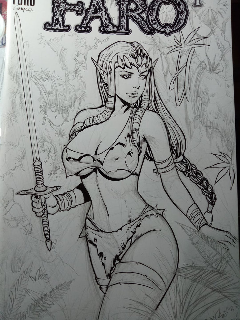 Zelda in the Savage Land