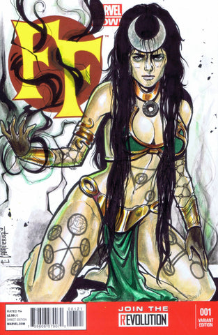 Enchantress, Slave Leia, Suicide Squad, Star Wars