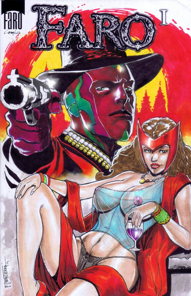 Red Dead Wanda and Sheriff Vision