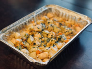 --Southern Comfort Chicken Bake- for two
