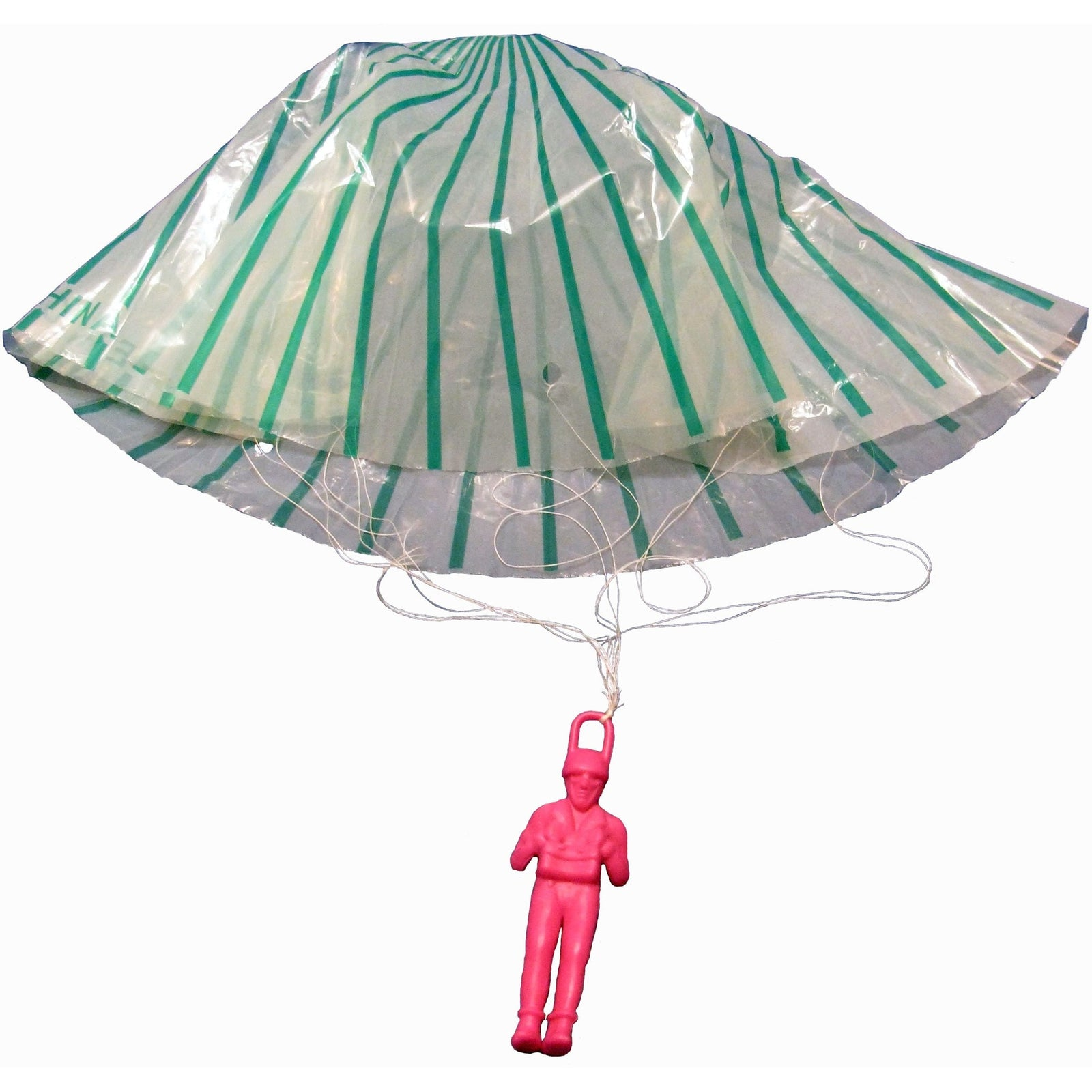 4-inch Paratrooper (soldier colors vary)