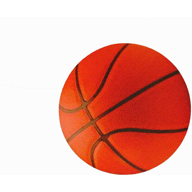 5.5-inch Basketball Magnet