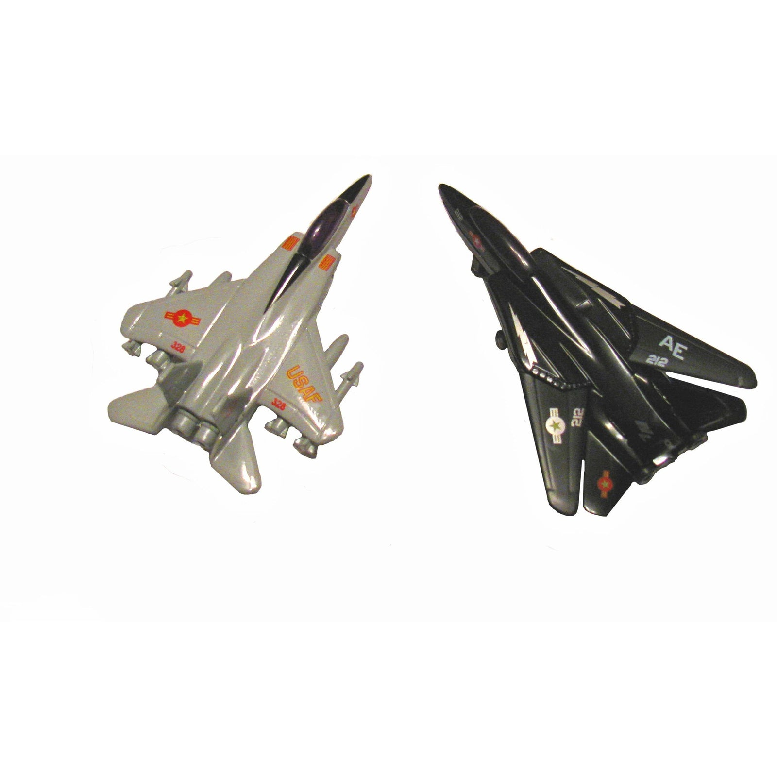 5-inch Pull Back Die-Cast Fighter Jet