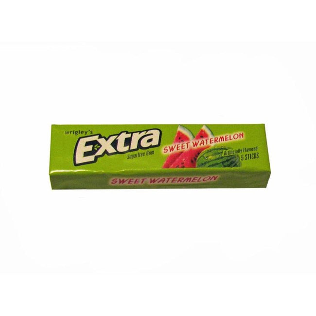 Extra Chewing Gum - Sweet Watermelon