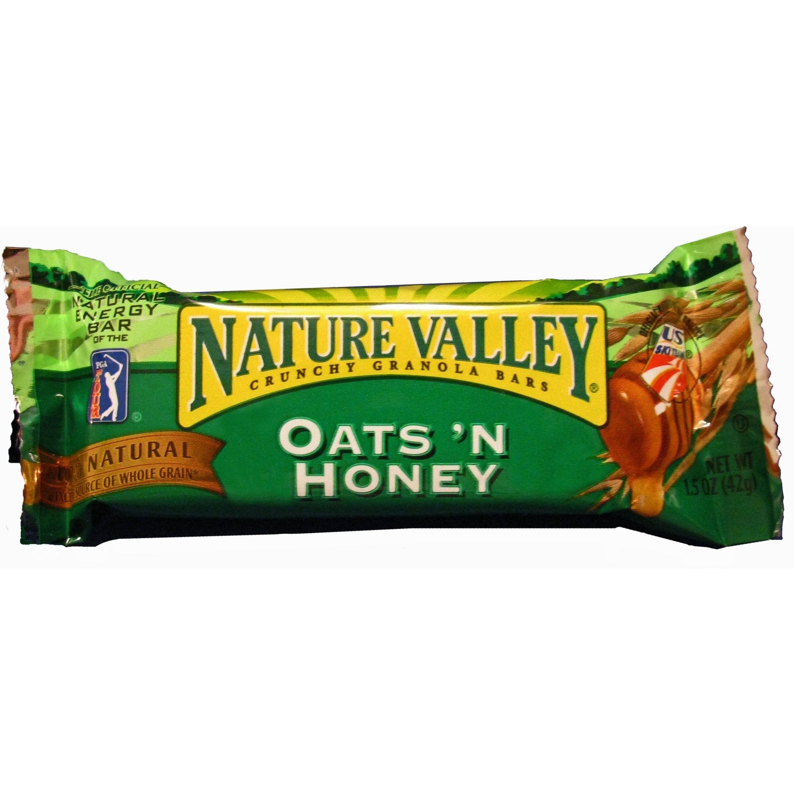 Nature Valley Crunchy Granola Bars - Oats 'N Honey