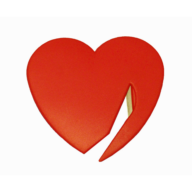 Heart Shaped Letter Opener