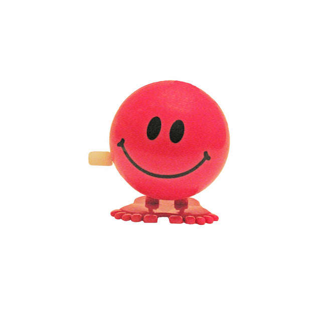 Hopping Smiley Face (colors vary)
