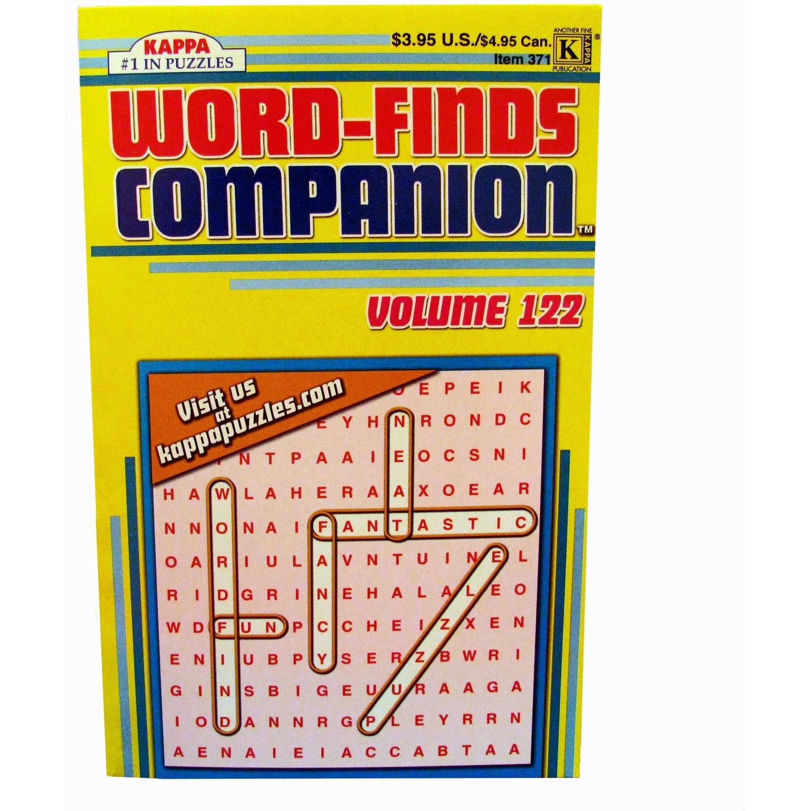 Word-Finds Puzzle Book